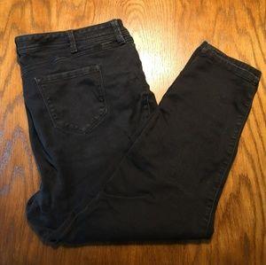 Torrid Black Skinny Jeans